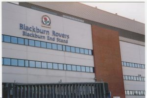 Blackburn Rovers - Ewood Park - 1998 - 01